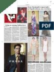 Welsh Designs & Fashion