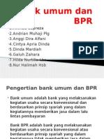 Bank Umum dan BPR