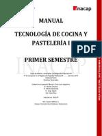 Manual Tecnología I Alumno y Docente