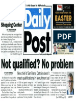 Appointment of Hartnett to lead CalTrain