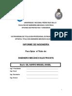Declaración de Impacto Ambiental Del Proyecto de Electrificación San Juan de La Punta.. (Para Corregir)