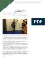 Correio Braziliense Kung Fu