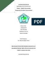 Laporan Praktikum Mikrobiologi Lingkungan