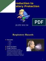 Pandemic Flu Resp Protection