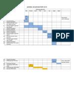 Jadwal Kegiatan Pkm 2015