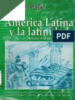 Ardao, Arturo - América Latina y Latinidad