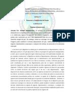 Articulos Fundamentales de La Constitucion Politica de La Republica de Guatemala