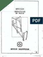 Estandar Estructuras de Acero