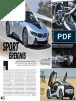 i8 Auto Zeitung 2014
