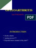 Osteoarthritis Fk Umy