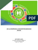 Memoria Congreso Innovacion educativa  Fce 2014