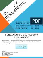 Adminisracion Financiera I