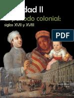 Sociedad i i La Colonia
