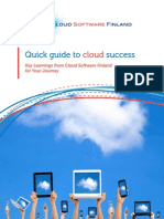 Ericsson - Quick Guide to Cloud Success