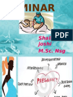 minor ailments during pregnancy