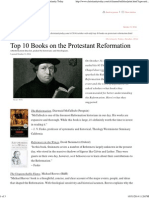 Top 10 Books on the Protestant Reformation _ Christianity Today