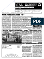 Industrial Worker - Issue #1773, April 2015