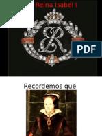 La Reina Isabel I