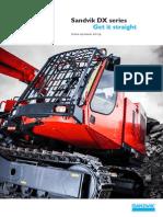 DX Brochure 2013
