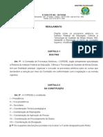 Regulamento COPESE