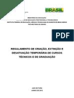Regulamento CAC Aprovado Pelo CEPE Junho 2012
