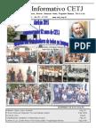 Informativo Mensal do CETJ - Abril 2015