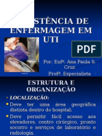 ASSISTNCIA DE ENFERMAGEM EM UTI