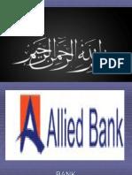Allied bank presentation