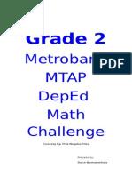 Grade 2 Mtap Reviewer