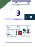 3 Módulo III Soldeo TIG