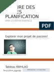 L'Heure Des Génies - Planification