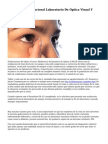 Oferta De Tesis Doctoral Laboratorio De Optica Visual Y Biofotonica