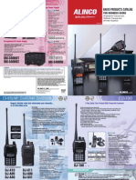 Alinco Catalog 2014