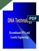 4. DNA Rekombinan (28 Sld)