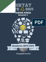Diktat Teknik Kimia 2014 (kimia organik)