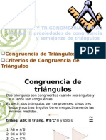 04congruenciadetriangulossemejanzadetriangulos-120831114338-phpapp01