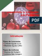 Leucemias+e+Linfomas+Ped
