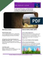 Nativity Scene April 2015