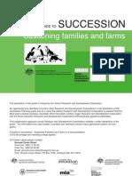 A Guide to Succession pdf