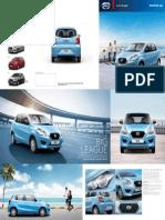 Datsun Go Brochure
