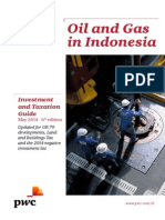 Oil and Gas Guide Indonesia 2014 PWC