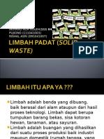 Limbah Padat (Solid Waste)