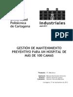 PLANIFICACION DE MANTENIMIENTO AVANZADO