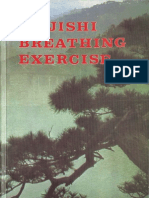 Cai Songfang Wujishi Breathing Exercises Medicine Health Publishing Co. 1994
