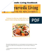 Ayurvedic Living Cookbook