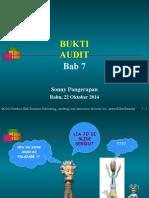 Bab 7 - Bukti Audit