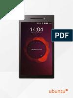 Ubuntu Phone Brochure 2014