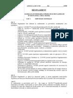ANEXA La Regulament Firme Reclame