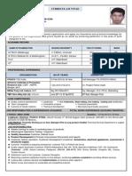 Resume-Rahul Srivastava 2015