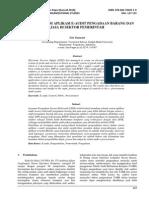 17-Evaluasi Sistem Aplikasi E-Audit Pengadaan Barang Dan Jasa Di Sektor Pemerintah-Faiz Zamzami (127-133)